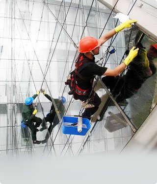 Договор на услуги промышленных альпинистов